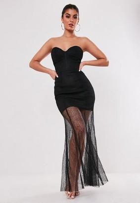 Lace Bandeau Dress Shopstyle