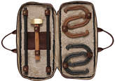 "Moore & Giles Horseshoe Set with Leather Case ""Gunter"""