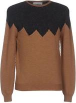 Grey Daniele Alessandrini Sweaters - Item 39747980