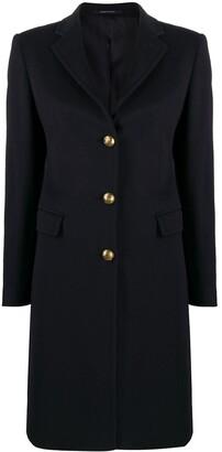 Tagliatore Parigi single breasted coat