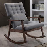 Latitude Run Nikanor Rocking Chair
