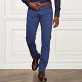 Ralph Lauren Purple Label Slim-Fit Stretch Moleskin Pant