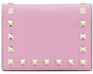 Valentino Garavani studded wallet