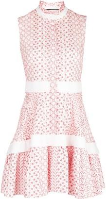 Alexis Suriya embroidered dress