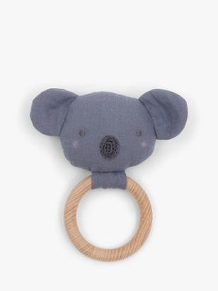 Albetta Koala Muslin Ring Rattle