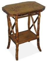 Grindstaff Elongated End Table Union Rustic