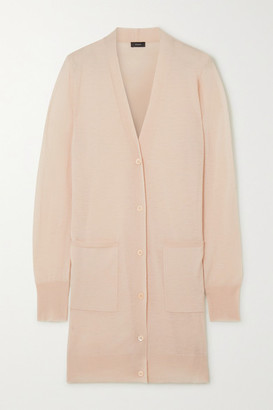 Joseph Cashmere Cardigan - Pastel pink