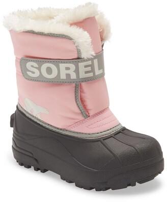Sorel Snow Commander Insulated Waterproof Boot