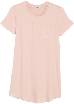 Splendid Pocket T-Shirt Dress