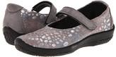 ARCOPEDICO L45 (Grey Print) Women's Maryjane Shoes
