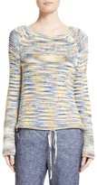 Theory Women's Coella Space Dye Pullover
