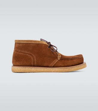 Dolce & Gabbana Suede desert boots