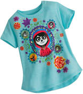 Disney Coco Heathered T-Shirt - Girls