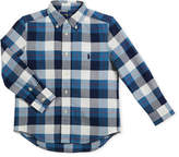Ralph Lauren Washed Oxford Button-Down Shirt, Size 2-4