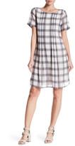 Foxcroft Short Sleeve Plaid Dress