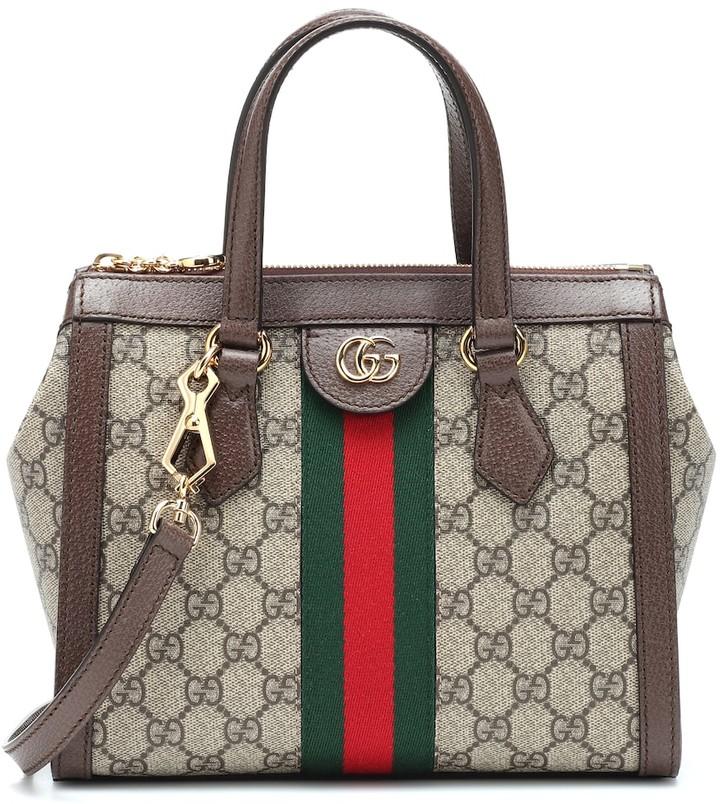 deb63d22caeecc Gucci Gg Supreme Tote - ShopStyle