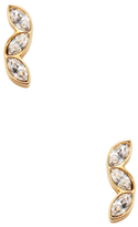 Vita Fede Tre Marquise Stud Earrings
