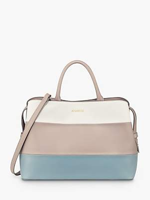 Fiorelli Bethnal Triple Compartment Grab Bag, Thyme