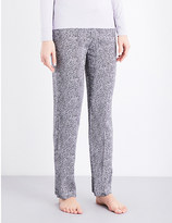 Calvin Klein Printed jersey pyjama bottoms