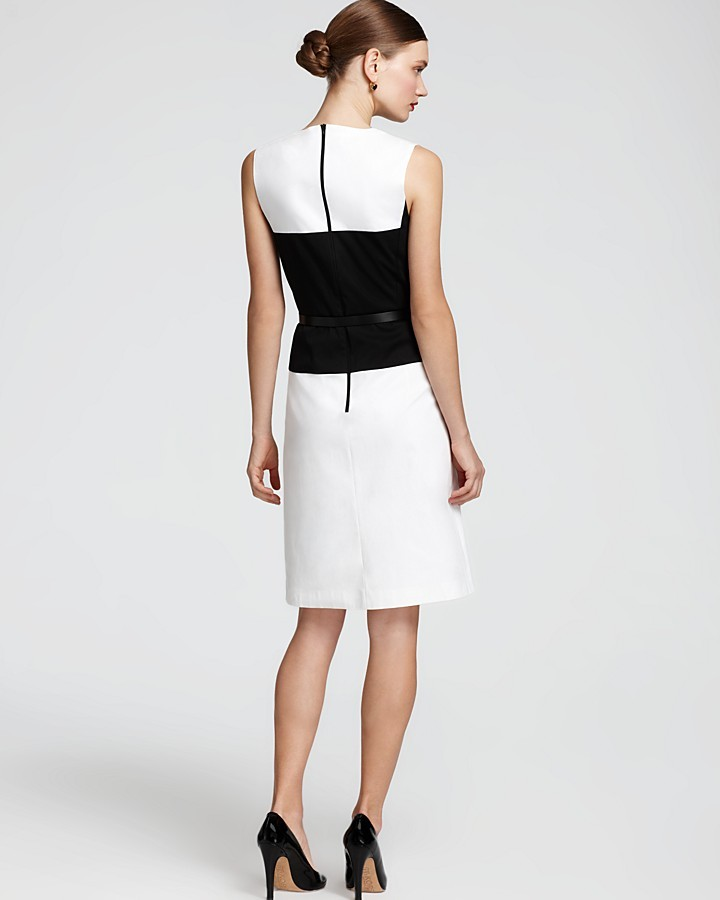 Max Mara Studio Eco Dress with Belt
