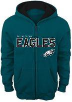 Boys 4-7 Philadelphia Eagles Fleece Hoodie