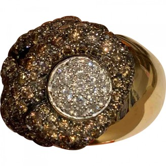 de Grisogono Brown Pink gold Rings