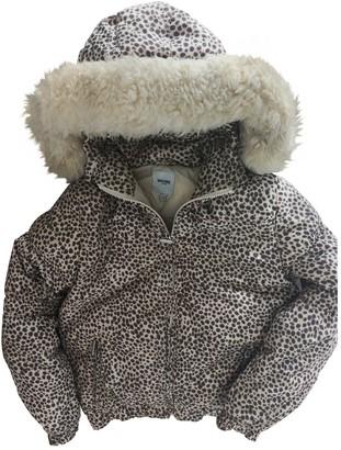 Moschino Cheap & Chic Moschino Cheap And Chic Beige Coat for Women