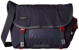Timbuk2 Flight Classic Messenger - Small (Granite/Flame) Messenger Bags