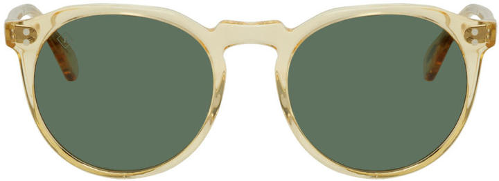 Raen Yellow Remmy Sunglasses
