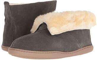 Minnetonka Sheepskin Ankle Boot