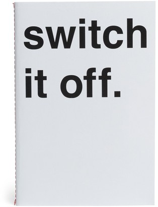 Guild Switch It Off A5 diary