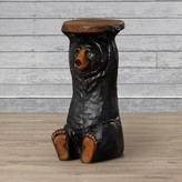 Toscano Forest Bear End Table Design