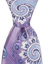 Murano Cartoon Paisley Traditional Silk Tie