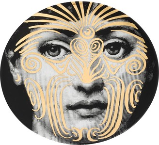 Fornasetti printed face plate