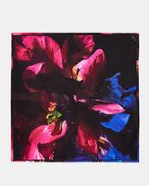 Ted Baker Impressionist Bloom silk square scarf