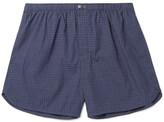 Calvin Klein Underwear - Checked Cotton Boxer Shorts