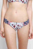 Lucky Brand Gypsy Floral Tab Hipster Bikini Bottoms