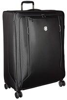 Victorinox Werks Traveler 6.0 Extra-Large Softside Case (Black) Luggage