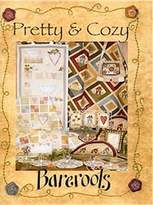 Bare Roots Pretty And Cosy Quilt & Stitchery Book