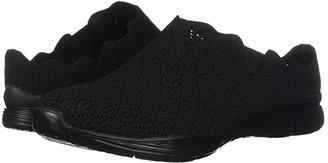 Skechers Seager - Westlake (Black/Black) Women's Clog/Mule Shoes