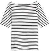 H&M H&M+ Boat-neck Top