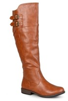 Journee Collection Tori Wide Calf Boot