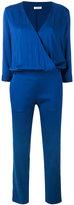 Tonello pleated jump suit - women - Silk/Spandex/Elastane/Cupro - 42
