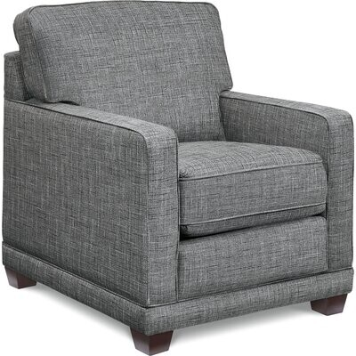 """Thumbnail for your product : La-Z-Boy Kennedy 32"""" Wide Polyester Armchair"""