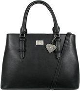 Marc B Chatswood Black Handheld Bag