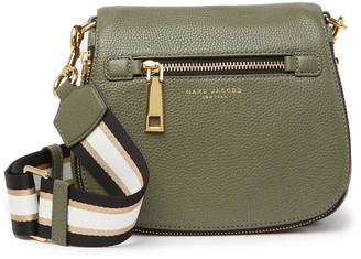 Marc Jacobs Small Nomad Gotham Leather Crossbody Bag