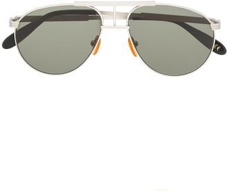 Han Kjobenhavn Aviator Sunglasses