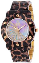 Jivago Women's JV4418 Leopard Watch