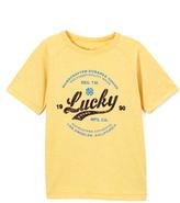 Lucky Brand Yellow Utility Raglan Tee - Boys