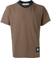 Golden Goose Deluxe Brand striped T-shirt - men - Cotton - L